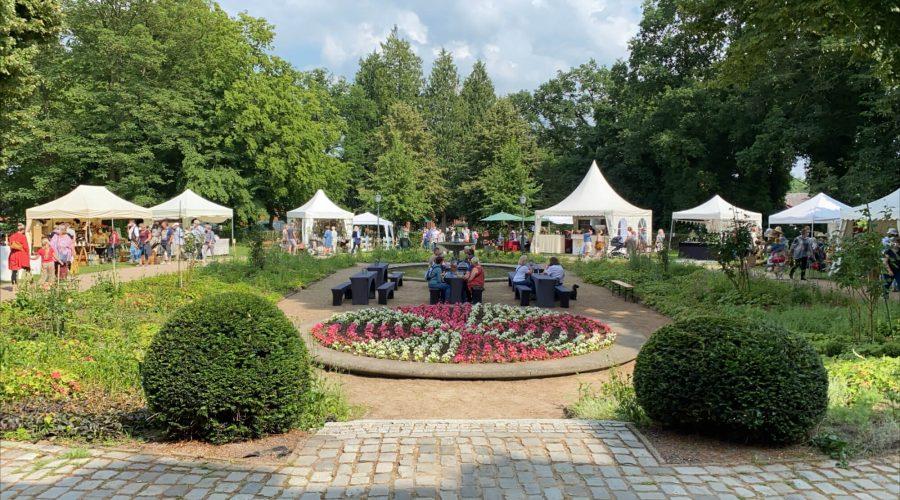 Schlossgartenfest 2021